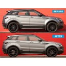 KIT SUSPENSION EVOQUE REHAUSSE +35 MM