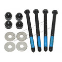 KIT VISSERIE FIXATION PARECHOC TYPE ORIGINE